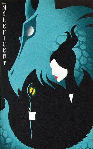File:Maleficent Lithograph Set 1.jpg