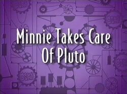 Minnie pluto title card