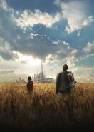 Tomorrowland Textless Poster