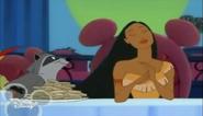 Pocahontas&Meeko-TheStolenCartoons