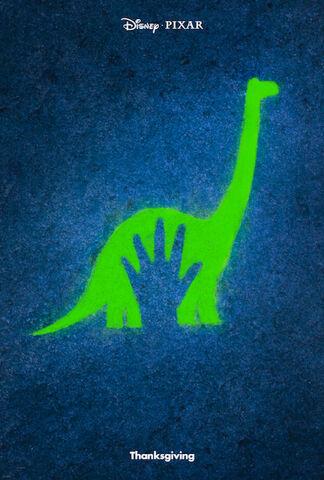 File:The Good Dinosaur Official Poster.jpg