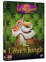 Disney Mechants DVD 7 - Le livre de la Jungle