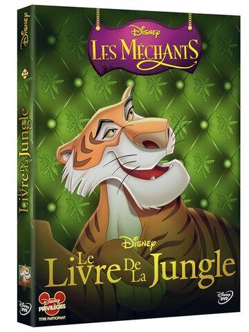 File:Disney Mechants DVD 7 - Le livre de la Jungle.jpg