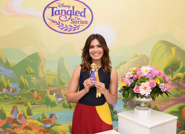 File:Mandy Moore and Tangled Series doll.jpg