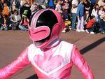 Pinktimeforcerangerdisney