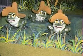 Singingbullfrogs