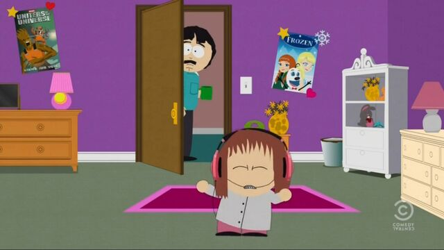 File:South Park Frozen and Gotg Posters.jpg