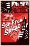 San Fransokyo Travel Poster 06