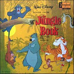 Junglebook DQ1304