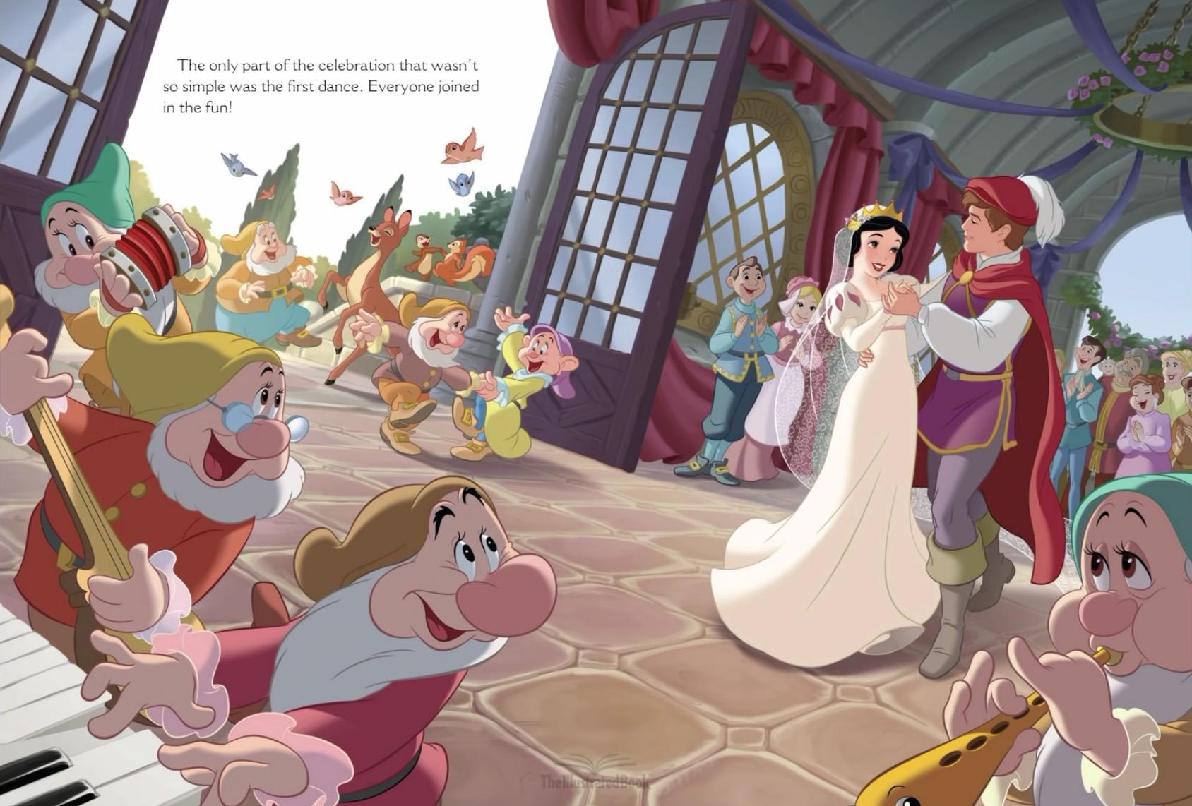 Snow white s royal wedding 11 jpg
