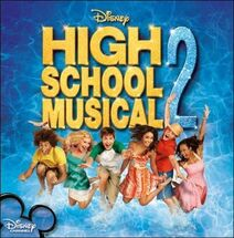 HighSchoolMusical2CD