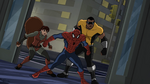 Spider-Man Power Man Squirrel Girl USMWW 1