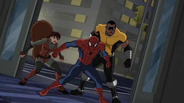 File:Spider-Man Power Man Squirrel Girl USMWW 1.png