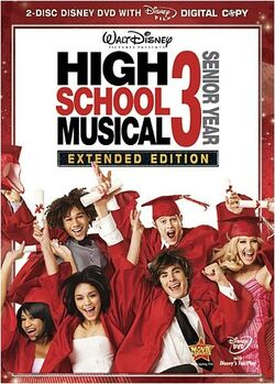 HSM3 Extended Edition DVD