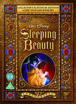 Sleeping Beauty Book SE 2008 UK DVD