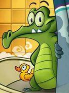 Swampy Where's my Water