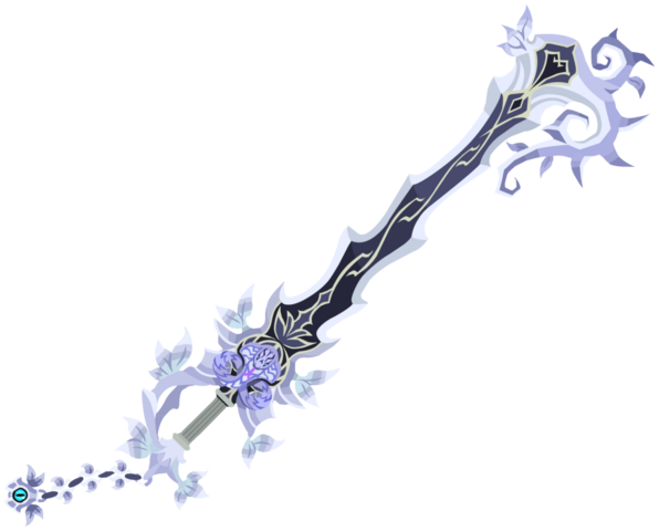 File:Anguis Keyblade KHX.png