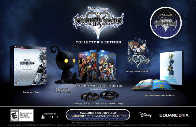 File:Kingdom Hearts HD 2.5 ReMIX Collection Edition.png