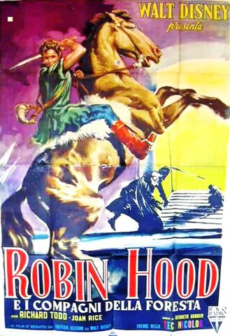 File:Disney's Story of Robin Hood (Spanish) Poster.jpg