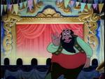 Stromboli in Walt Disney's Pinocchio
