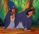 Timon&Pumbaa VulturePolice