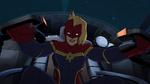 Captain Marvel AUR 001