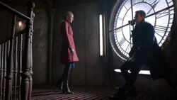 Once Upon a Time - 6x16 - Mother's Little Helper - Emma and Gideon