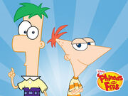 Phineas Ferb Art