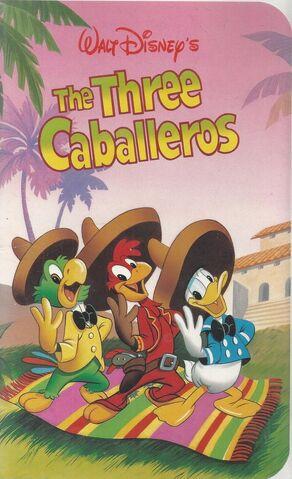 File:TheThreeCaballeros1991VHScover.jpg