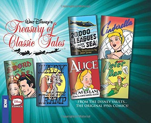 File:Walt Disneys Treasury of Classic Tales Volume 1.jpg