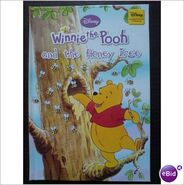Winnie the pooh and the honey tree wonderful world of reading 2