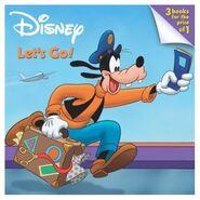 Disney lets go