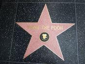 Winnie the Pooh HWOF