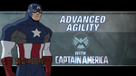 Advanced Agility Captain America