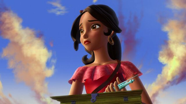 File:Elena and the Secret of Avalor Elena with wand.jpg
