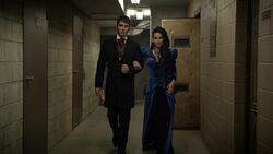 Once Upon a Time - 6x03 - The Other Shoe - Evil Queen and Hyde