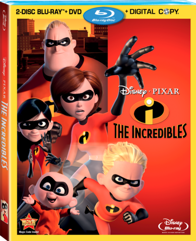 File:The Incredibles Blu-ray DVD.png
