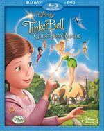 TinkerBellandtheeGreatFairyRescueBlu-ray