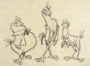 Chanticleer Early Concepts