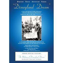 Disneylanddreamcover