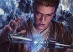 Anakins lightsaber
