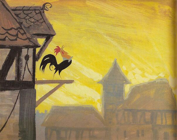 File:Chanticleer Crows (2).jpg