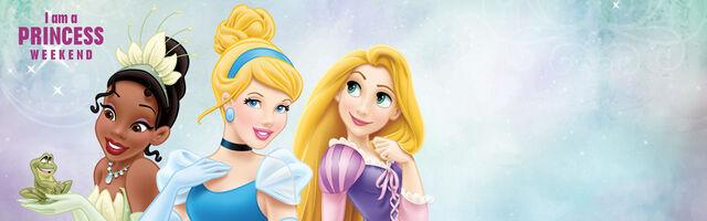 File:Disney Princess I Am A Princess Weekend Banner.jpg