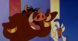 Genie as Pumbaa.jpg