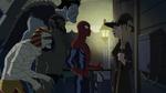 The Howling Commandos & Spider-Man USM 3