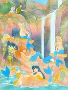 The Mermaid Lagoon by princERICharming