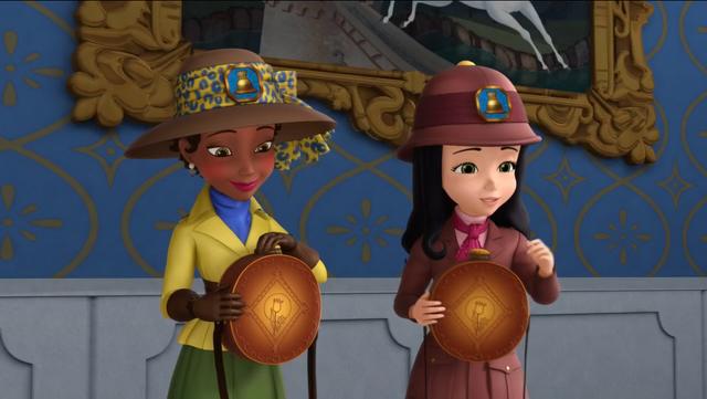 File:Princess Vivian & Princess Kari in Their Safari Outfits.PNG