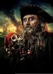 Blackbeard OST Textless Poster