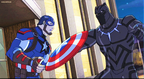 Captain America n Black Panther AUR 10