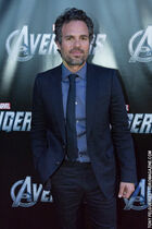 Mark Ruffalo at the Toronto premiere of The Avengers